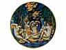 Detail images:  Kleiner, tiefer Istoriato-Teller der Manufaktur Urbino