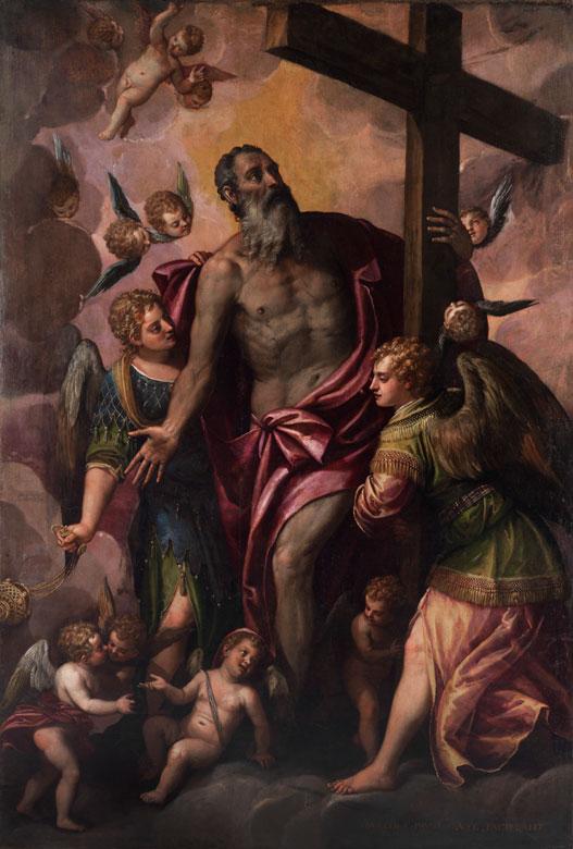 Paolo Veronese (eigentlich Paolo Cagliari), 1528 Verona - 1588 Venedig, zug.
