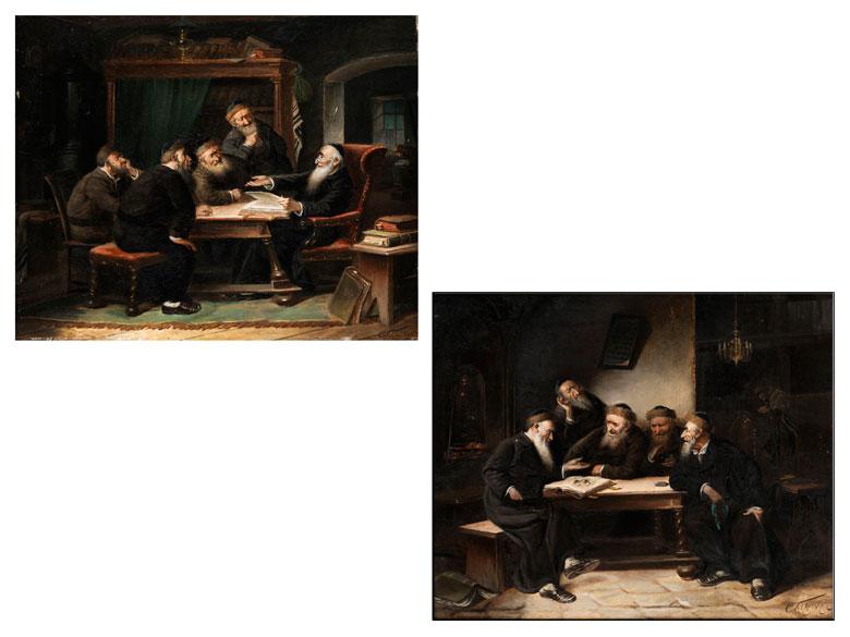 Carl Schleicher, Wiener Maler, nachgewiesen zwischen 1855 und 1871