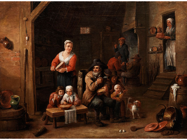 Matheus van Helmont, 1623 - 1679