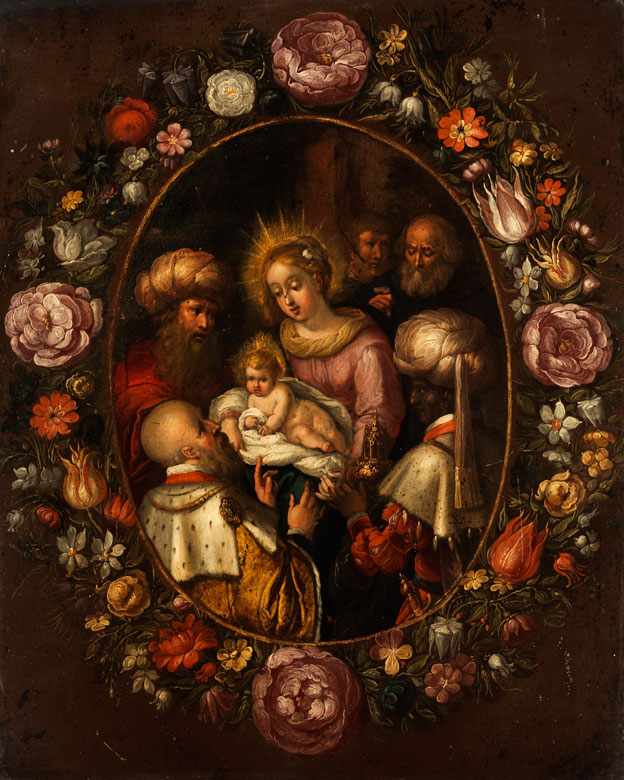 Flämischer Maler aus dem Werkstattkreis von Frans II Francken, 1581 - 1642