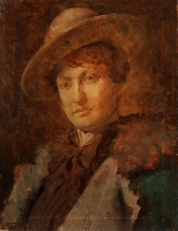 Franz Seraph von Lenbach, 1836 - 1904, zug.