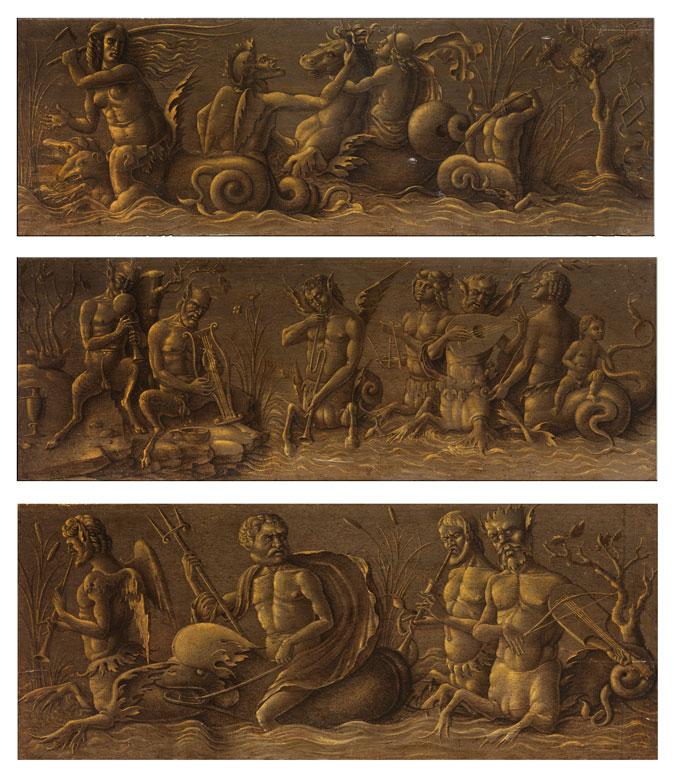 Andrea Mantegna, 1431 Isola Mantegna bei Piazzola sul Brenta - 1506 Mantua