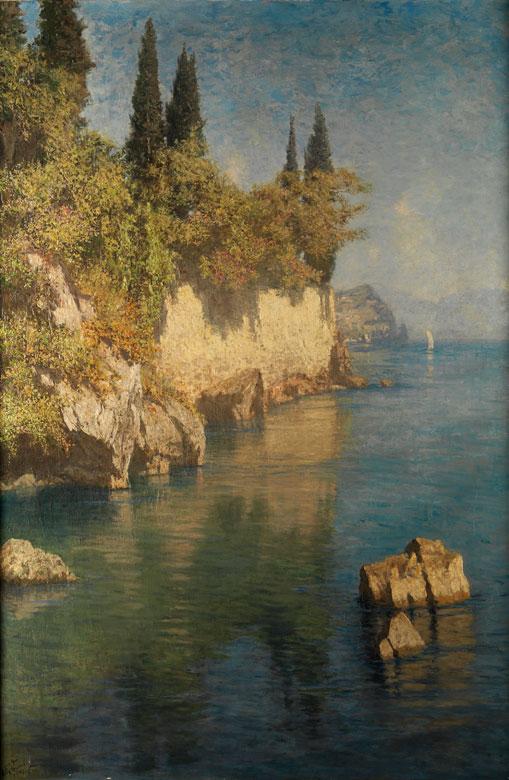 Felix Possart, 1837 Berlin - 1928 ebenda