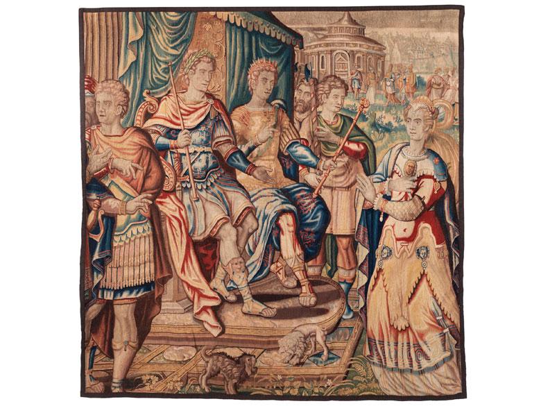 Flämischer Gobelin des 17. Jahrhunderts