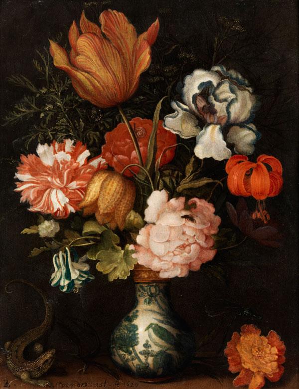Balthasar van der Ast, 1593 Middelburg - 1657 Delft