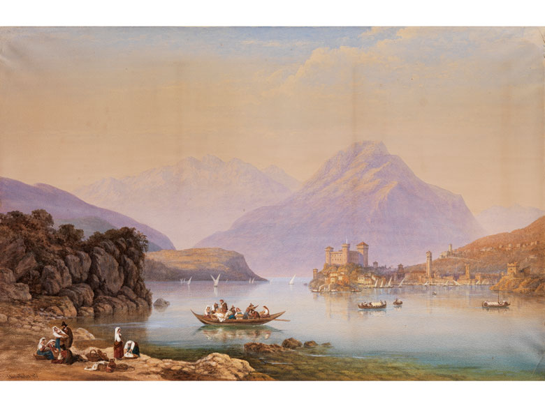 Charles Vacher, 1818 Westminster - 1883 West Brompton