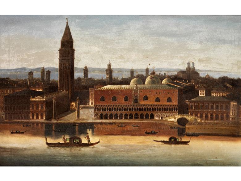 G. Gilbert, Maler des 19. Jahrhunderts