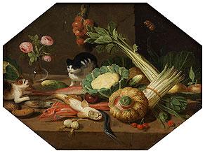 Jan van Kessel d.J.,  1654 - 1708
