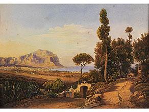 Salomon Corrodi, 1810 - 1892