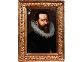 Frans Pourbus, 1545 Brügge - 1581 Antwerpen, zug.