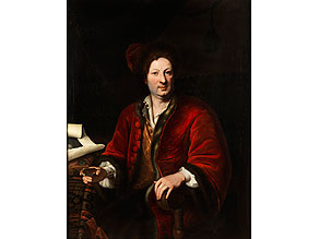 Johann Kupetzky,  1667 Bösing - 1740 Nürnberg