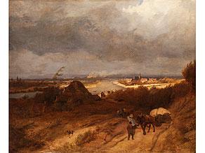 Barend Cornelis Koekkoek, 1803 Middelburg - 1862 Kleve