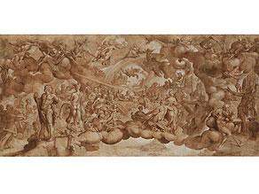 Bartholomaeus Spranger, 1546 Antwerpen - 1611 Prag, zug. /Art des