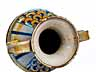 Detail images: Majolika-Vase