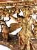 Detail images:  Prächtiger, großer Wandkonsoltisch mit reichen, figürlichen, vergoldeten Schnitzereien, Filippo Parodi, zug.