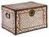 Detail images:  Kabinettkasten aus der portugiesischen Kolonialzeit des 17. Jahrhunderts