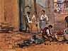 Detail images:  Giacinto Gigante, 1806 - 1876