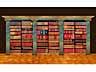 Detailabbildung: † Eine Bibliothek des 18. und 19. Jahrhunderts