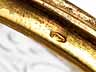 Detailabbildung: Imposante, museale Prunkkanne in vergoldetem Silber mit Emaildekor, sowie Bergkristalleinsätzen
