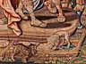 Detail images:  Flämischer Gobelin des 17. Jahrhunderts