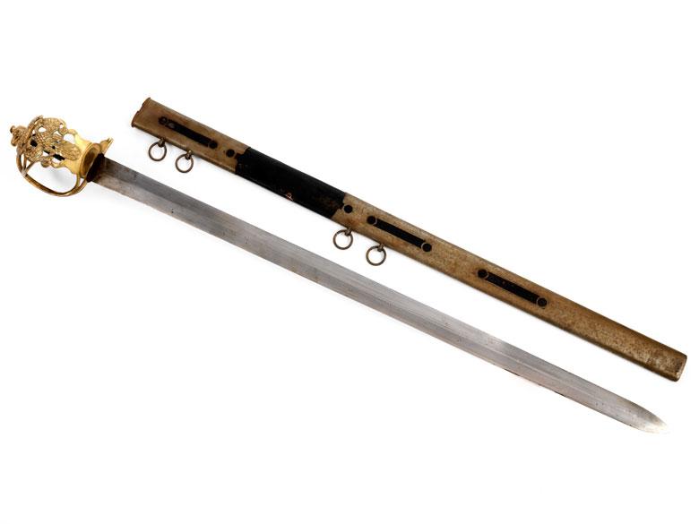 † Russian sword Palash E II Leibe Guard