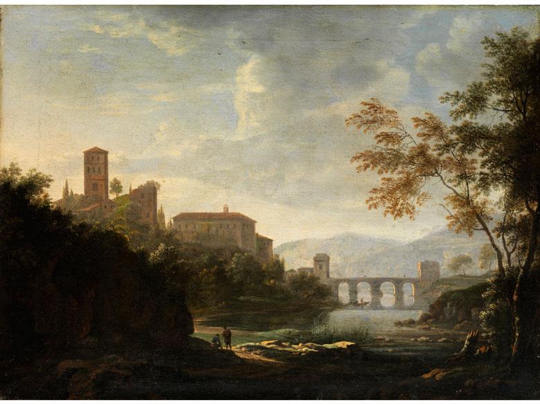 Willem van Bemmel, 1630 Utrecht – 1708 Nürnberg