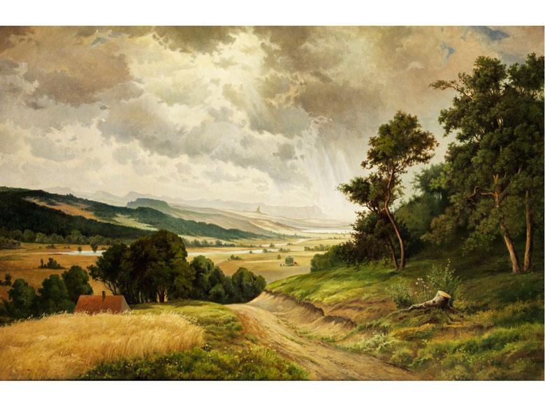 Josef Langl, 1843 Dobrzan – 1916 Wien, zug.