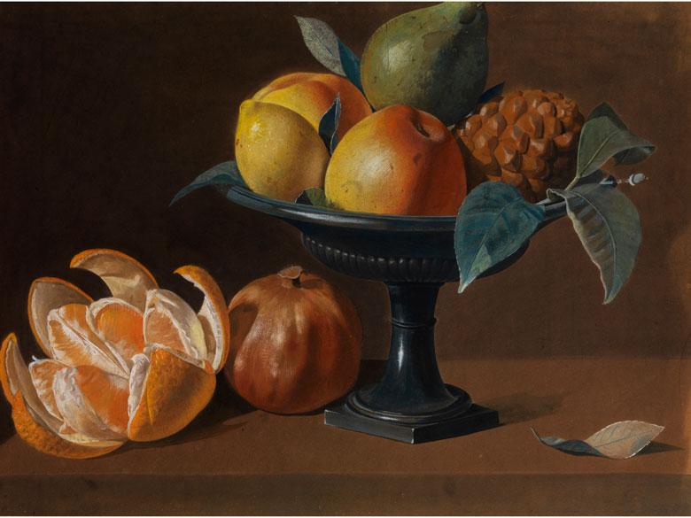 Claude Decombe, Maler Anfang des 19. Jahrhunderts, zug.