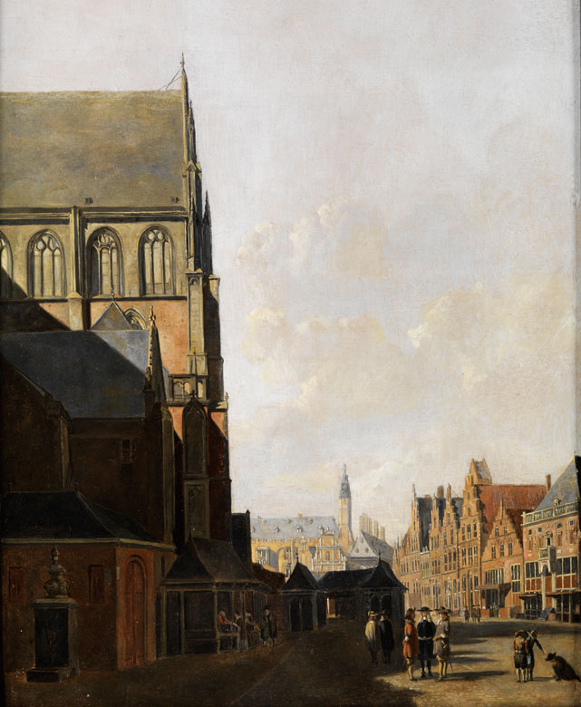 Holländischer Maler des ausgehenden 17. Jahrhunderts