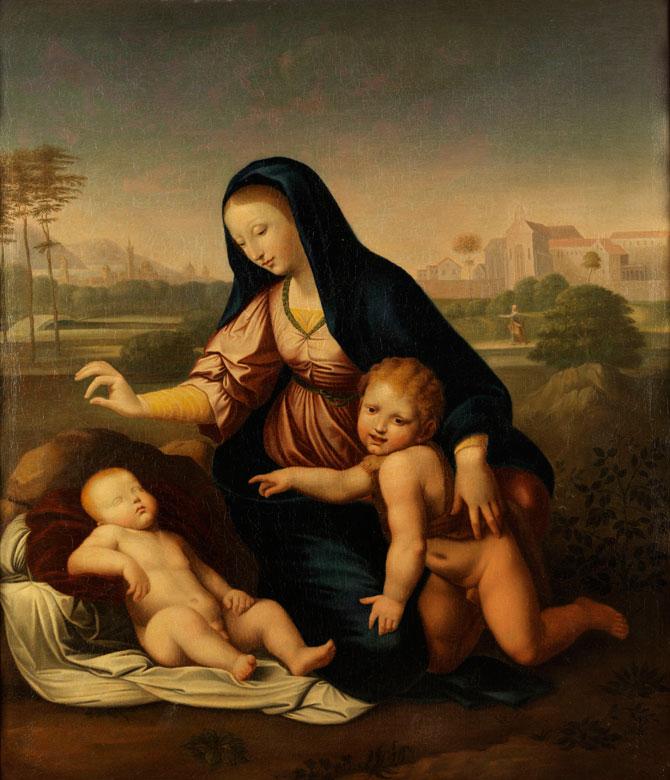 Maler der florentinischen Schule des 19. Jahrhunderts