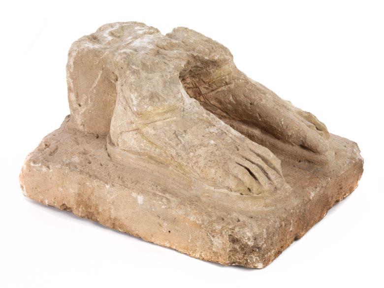 Griechisch antikes Figurenfragment