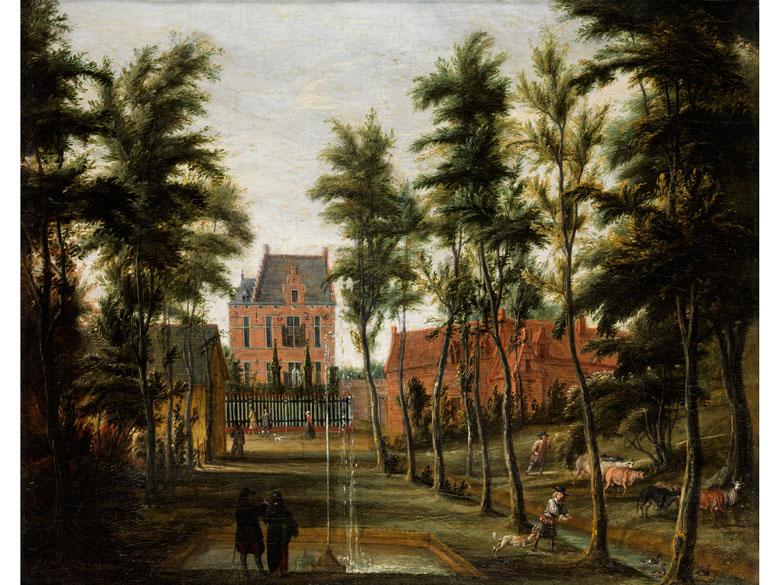 Theodoor van Heil, 1645 Brüssel – 1697
