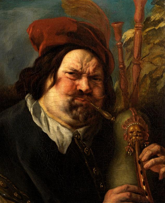 Jacob Jordaens, 1593 Antwerpen - 1678 ebenda und Werkstatt
