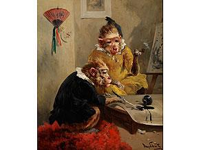 Henry Schouten, 1864 Indonesien – 1927 Gent