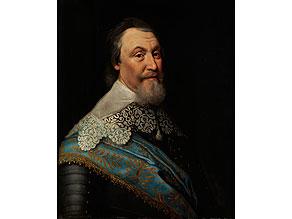 Unbekannter Maler, nach Michiel Jansz van Mierevelt, 1567 Delft – 1641 Delft