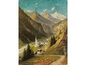 Josef Langl, 1843 Dobrzan – 1916 Wien