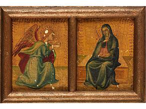 Italienischer Maler im Stil des 15. Jahrhunderts