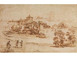 Giovanni Francesco Barbieri, genannt Il Guercino, 1591 Cento – 1666 Bologna, Umkreis