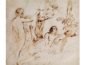 Giovanni Francesco Barbieri, genannt Il Guercino, 1591 Cento – 1666 Bologna, zug.