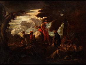 Giovanni Benedetto Castiglione, 1609 – 1664, Werkstatt/ Nachfolge des