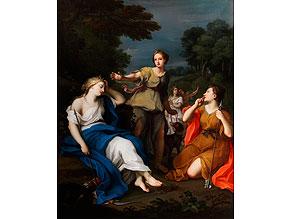 Marcantonio Franceschini, 1648 – 1729