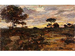 Francisco Pradilla Y. I. Ortiz, 1848 Gallego/ Zaragoza – 1921 Madrid
