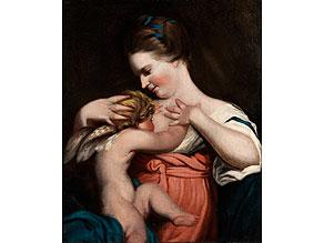 George Romney,  1734 Dalton-le-Furnes – 1802 Kendal, zug.