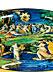 Detail images: Museale, große Majolika-Platte aus der Werkstatt des Guido Durantino
