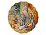 Detail images: Majolika-Istoriato-Crespina
