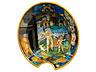 Detail images: Großes Majolika-Rasier-Becken von Francesco Xanto Avelli da Rovigo