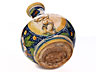 Detail images:  Majolika-Apothekerflasche