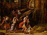 Detail images: Kerstiaen Koninck (auch Keuninck), ca. 1560 – 1635, zug.