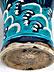 Detail images: Bedeutende Fahua-Vase
